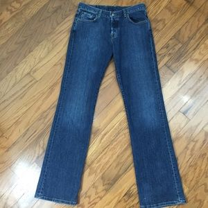 Lucky Brand Easy Rider Button-fly Jeans Size 8